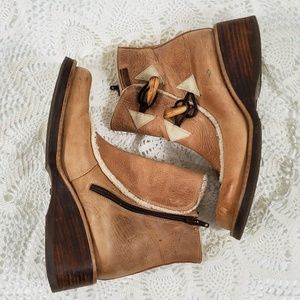 Destroy Made in Spain Clog Leather Ankle Boots 39